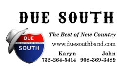 Due South business card